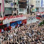 銀座パレードによる電車や車の混雑状況は?迂回路や裏道はあるのか!