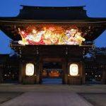 寒川神社のアクセス方法と駐車場や混雑時は?海老名駅からのバスも!