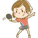 卓球チームワールドカップ2018の中国女子チームメンバーと画像まとめ!